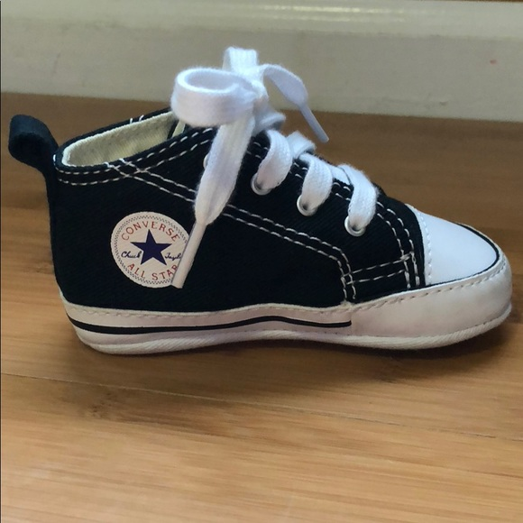 6848bbbfd2c9 Converse Other - CONVERSE CHUCK TAYLOR FIRST STAR Infant Bootie